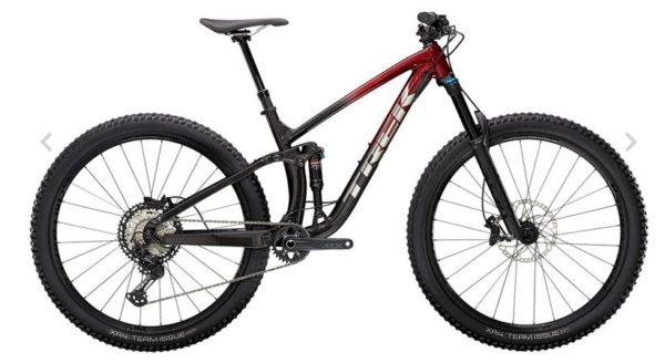 2021 Trek Fuel EX 8